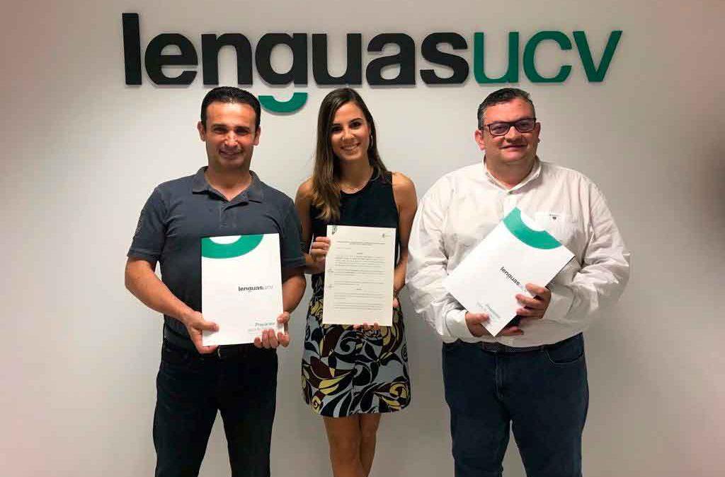 aCCadem Grooup y el Instituto de Lenguas UCV rubrican convenio